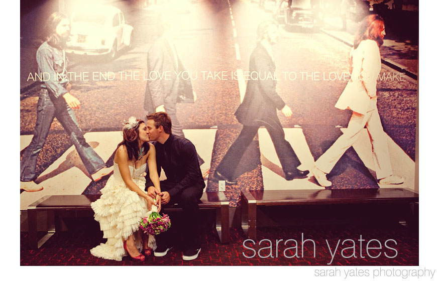 The best wedding photos of 2009, image by Sarah Yates Photography