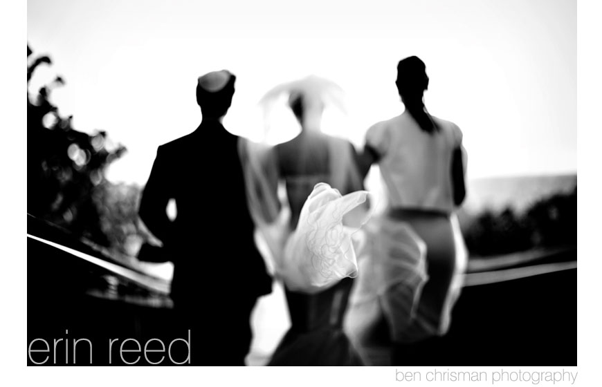 The best wedding photos of 2009, image by Erin Reed of Ben Chrisman Photography
