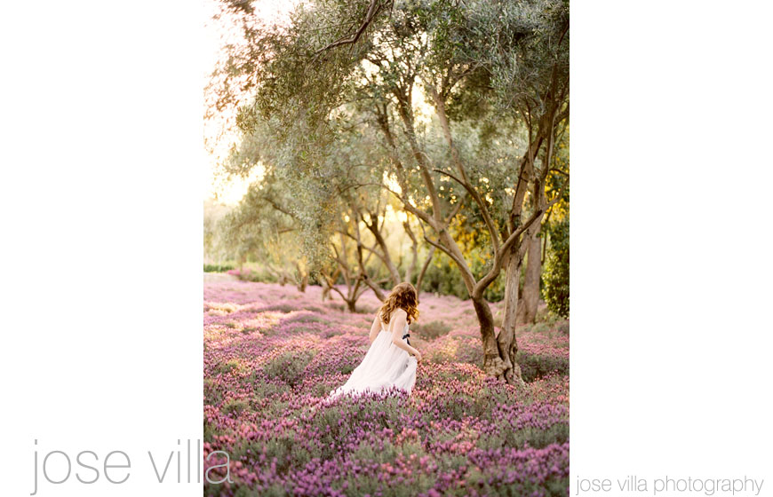 The best wedding photos of 2009, image by Jose Villa Photography
