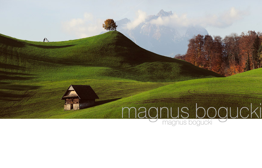 Best photo of 2010 - Magnus Bogucki - Switzerland and destination wedding photographer