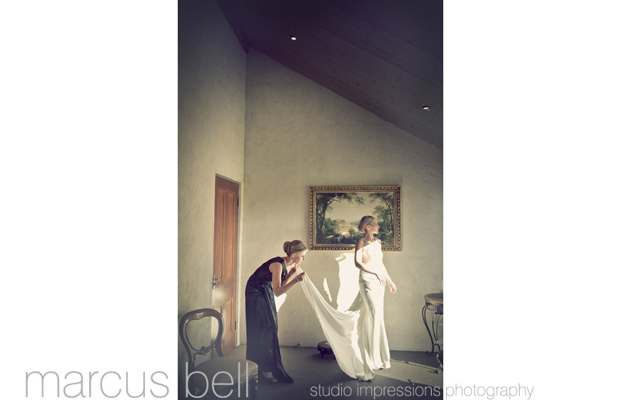 Best photo of 2010 - Marcus Bell Studio Impressions - Australia and destination wedding photographers