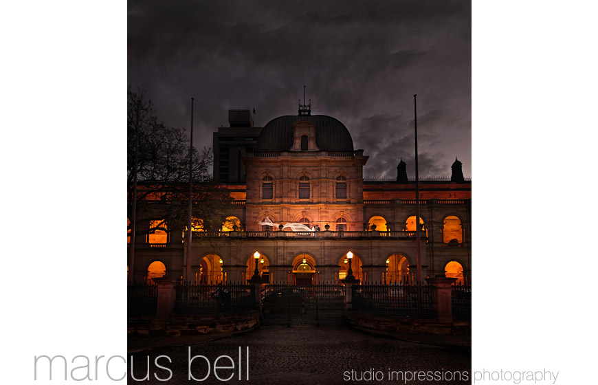 Best photo of 2010 - Maurcus Bell Studio Impressions - Australia and destination wedding photographers