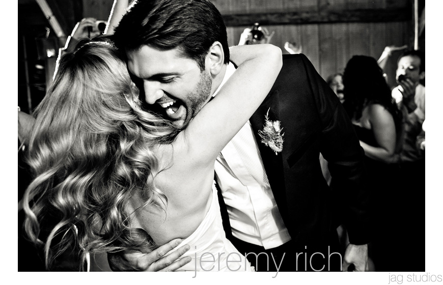Best photo of 2011 - Jeremy Rich for JAG Studios - Boston based wedding photographers