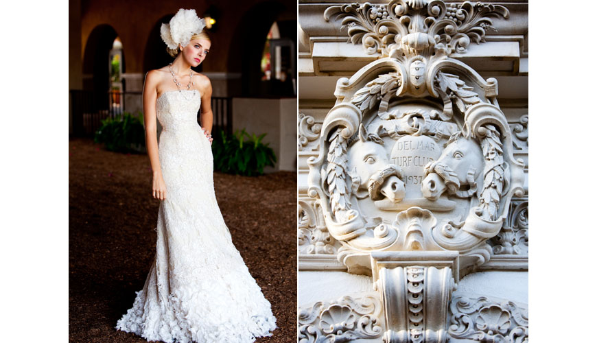 Monique Lhuillier wedding gowns and veils - Erin Cole Couture ...