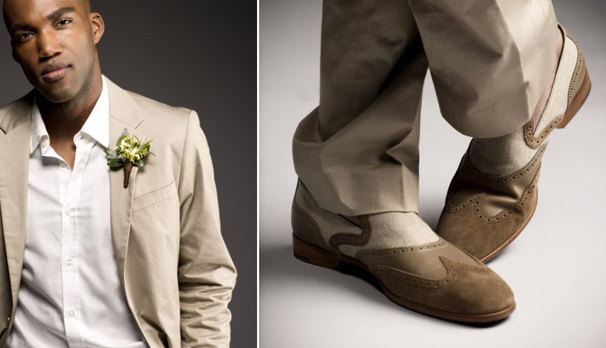 Men's Wedding Suits, Tuxedos & Designer Clothing | Junebug Weddings