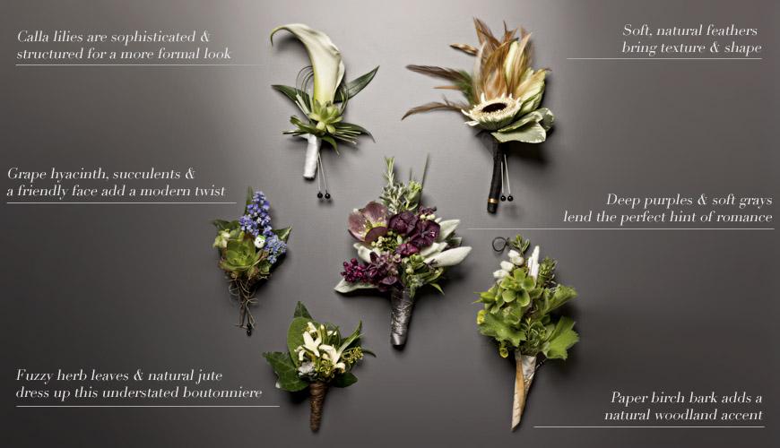 Wedding Flowers Boutonniere Botinere Ideas Wedding Flowers Pinterest