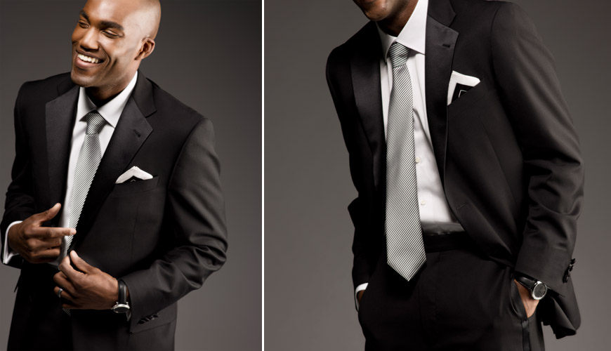 Men's wedding tuxedos and suits from Nordstrom, modern tuxedo, alterntive wedding outfit, photography by J. Garner Studios