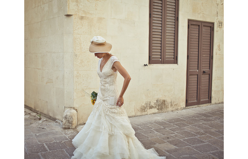 Stylish wedding photo by Daniele Del Castillo Photography, top Italy and destination wedding photographer