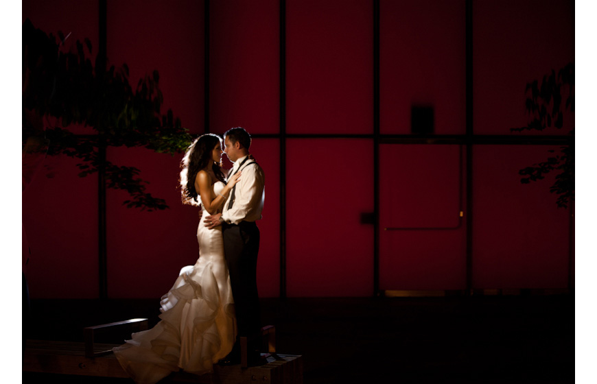 Stylish wedding photo by J Garner Studios, top Seattle and destination wedding photographer