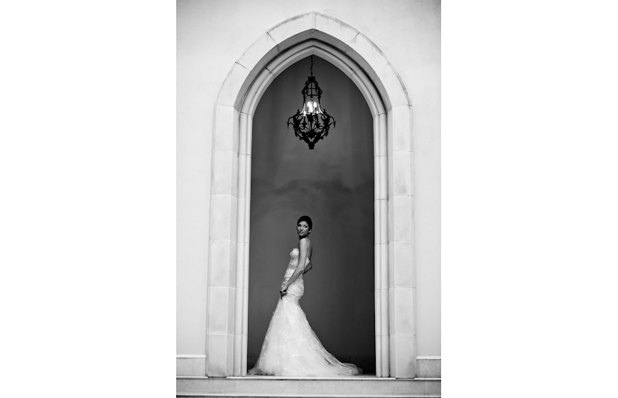 Stylish wedding photo by Morgan Lynn, top Houston and destination wedding photographer