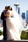 seattle wedding photographers, photo by: la vie photography