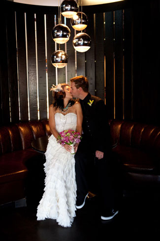real wedding, hard rock hotel, san diego california, photos by: sarah yates photography