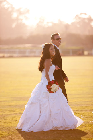 real wedding, santa barbara, california, photos by: tim halberg