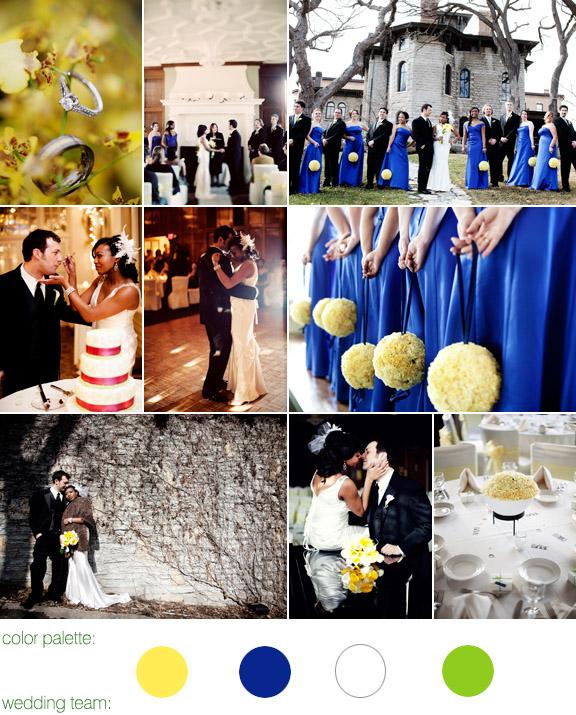 Junebug Real Weddings: Seaside Ceremony, Fun