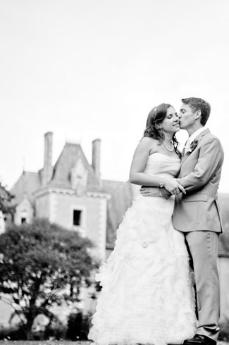 france, real wedding, photography by: ivan franchet, chateau de st. julien