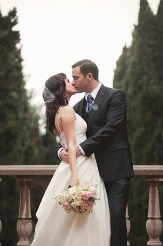 stephanie williams photography, real wedding, villa del sol d'oro, sierra madre, california