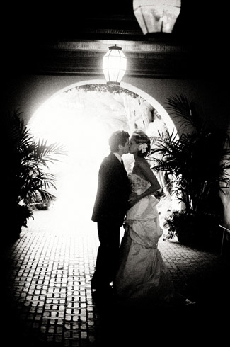 Santa barbara, ca - real wedding - photography by: bb photography