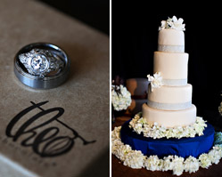 real wedding - theo chocolate factory, seattle wa - photos by: jasmine star