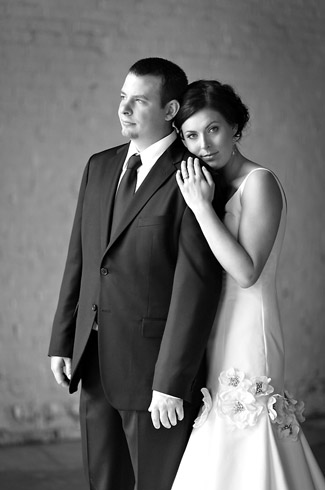 photography by: jasmine star - real wedding - theo chocolate factory - seattle wa