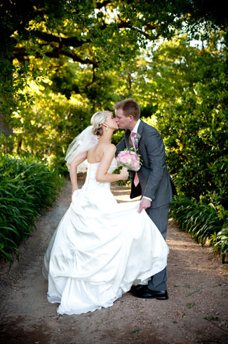 real wedding - vrede en lust - franschoek south africa - photos by: christine meintjes