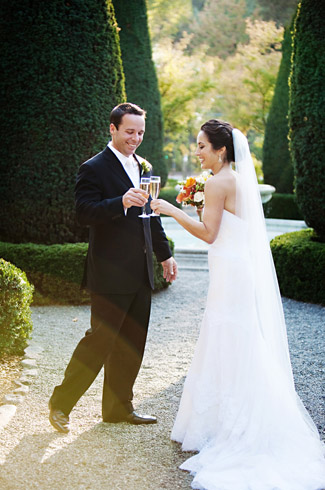 photography by: jennifer bowen - napa valley, ca - real wedding