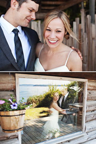 real wedding - photography by: jenny j - victorian valley chapel - eastsound, wa