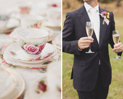 photos by: Kate MacPherson - Mount Soho Winery - Queenstown, New Zealand - real wedding