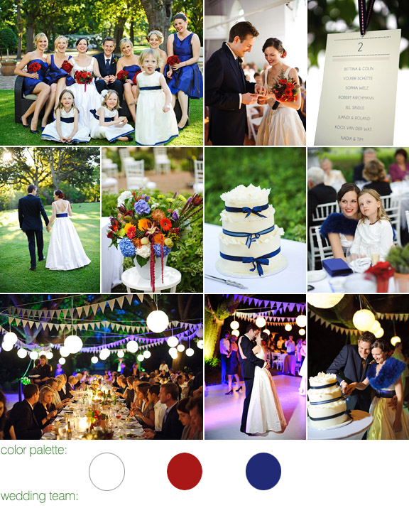 real wedding - Nooitgedacht Wine Estate - Cape Town, South Africa - photos by: Eric Uys Photography