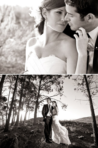 The Venue at South Hill Vineyards, Elgin Valley, South Africa - winery wedding - photography by: Yvette Gilbert