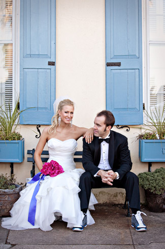 real wedding - photography by: caroline ghetes - south carolina