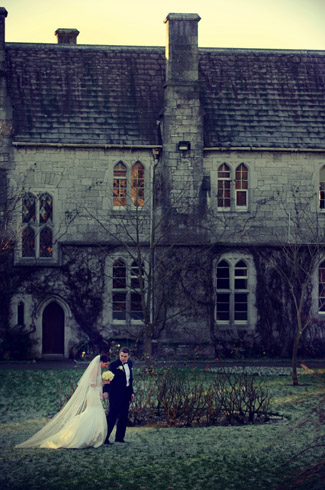 real wedding - Ireland - photography by: Jean Pierre Uys - Castlemartyr Resort