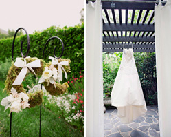 Maravilla Gardens, Camarillo, CA wedding - photography by: Christine Farah Photography