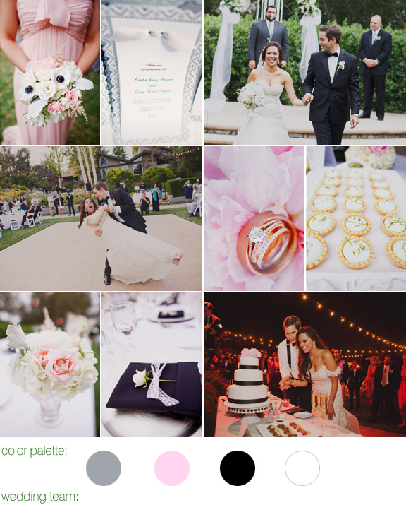 photography by: Christine Farah Photography - Maravilla Gardens, CA wedding - Event Design by: Sterling Engagements