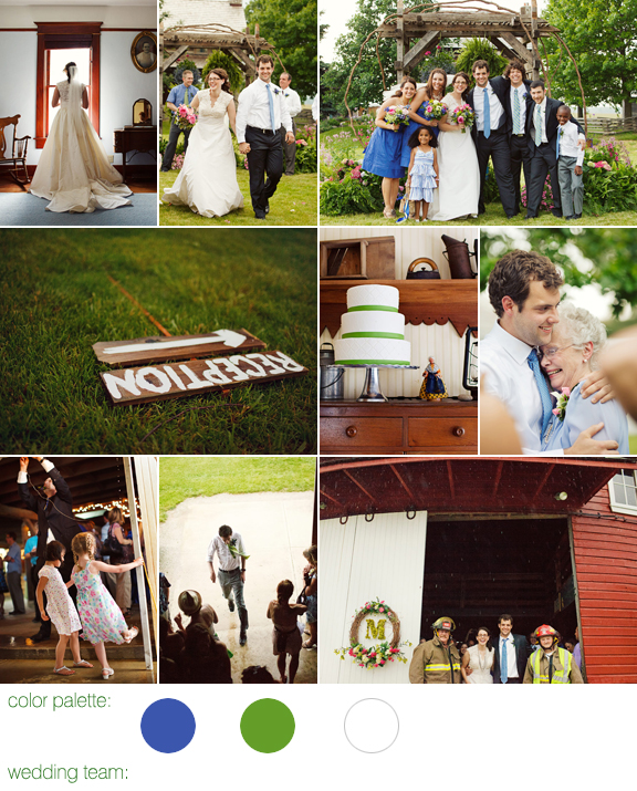 Kelley Historical Farms, Sharpsville, Indiana - Boldly Chic Events, outdoor wedding - photos by: Bobbi and Mike