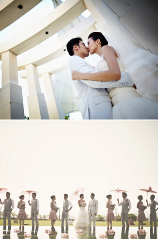 destination real wedding - Bali - Ayana Resort and Spa - photos by: Tinydot Photography