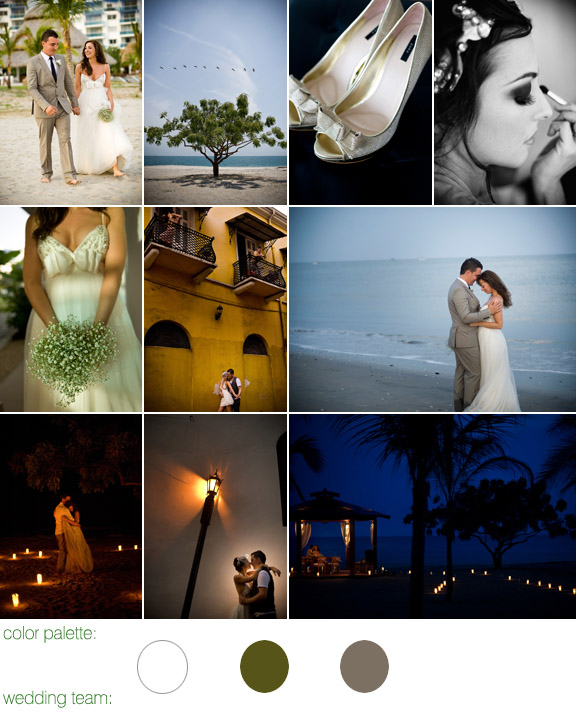 real wedding - Panama - Nikki Beach Resort, Playa Blanca - photography by: Davina plus Daniel