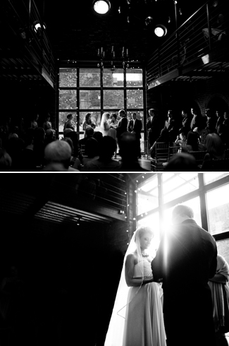 The Foundry, Long Island City wedding - photography by Chowen Photography