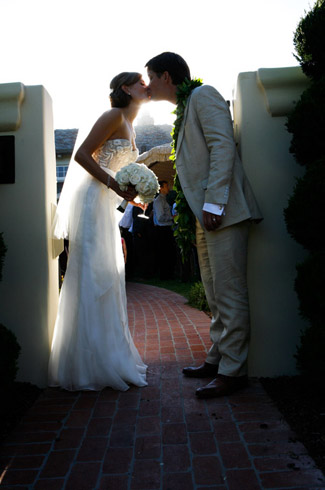 real wedding - photography by: barnaby draper studios - santa barbara, ca
