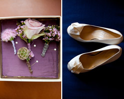 photography by: la vie photography - real wedding - the arctic club hotel, seattle wa