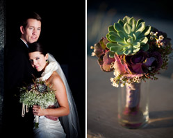 real wedding - Phoenix, Arizona - photos by: Hollye Schumacher - Phoenix Art Museum