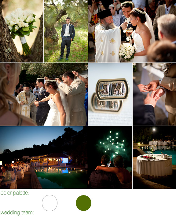 Adrina Beach Hotel, Skopelos Island - Greece destination wedding - photos by: Magnus Bogucki