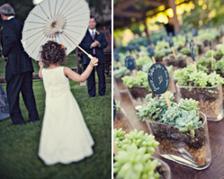 California wedding, Saddlerock Ranch, Malibu Family Wines - photography by: Joy Marie Smallwood