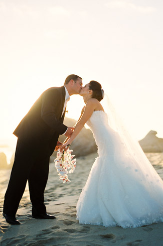 real wedding - photography by: scott andrew - pedegral beach, cabo san lucas - mexico