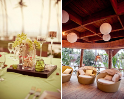 beach destination wedding at Dreams Palm Beach Resort in Punta Cana Dominican Republic, photos by SB Childs Photography