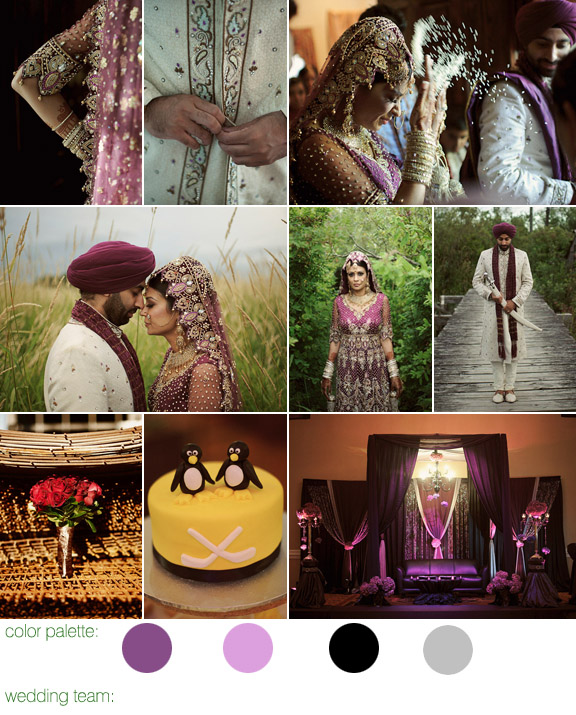 photography by: Nordica Photography - Royal King Palace and Convention Center - Richmond, B.C. Sikh wedding