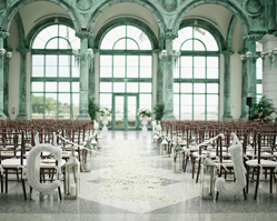 Flagler Museum wedding, Palm Beach, FL - photos by Bee Photographie