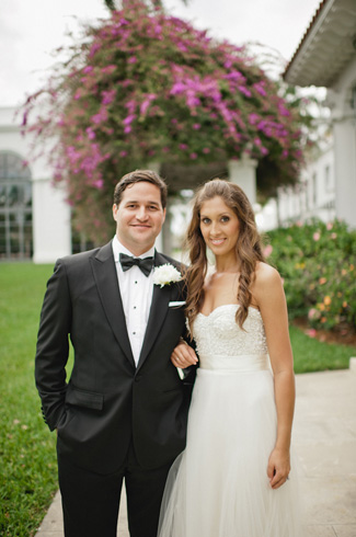 Flagler Museum wedding, Palm Beach, Florida - photos by Bee Photographie