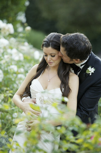 San Ysidro Ranch, California wedding - photos by BB Photography - La Fete Weddings