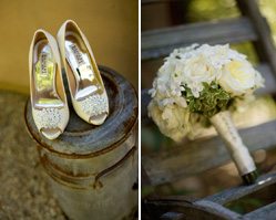 photos by BB Photography - San Ysidro Ranch wedding - Laura Cody Floral Designs with La Fete Weddings