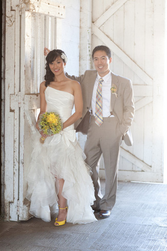 DIY wedding Condor's Nest Ranch - Pala, CA - photos by top LA and Seattle wedding photographers John and Joseph